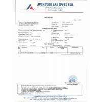 MyFitFuel Best Whey Protein In India Lab Report