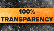 100%-transparency